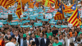 Catalan leader blasts Spain move to sack separatists