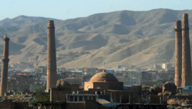 Herat city is home to many famous sites reflecting Afghanistan's rich cultural heritage