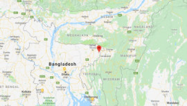 Bangladeshi killed by BSF in Moulvibazar