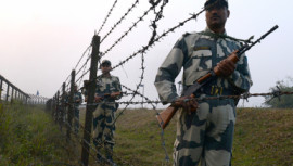 Bangladeshi man killed in Indian BSF Firing