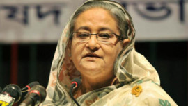 Bangladesh Prime Minister Sheikh Hasina lays foundation stones of 24 Economic Zones