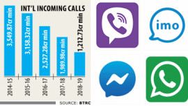 International incoming voice call rate