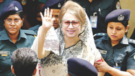 BNP Chairperson Khaleda Zia's release on bail demanded