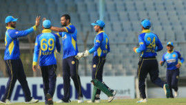 Mash's four leads to Abahani's seventh