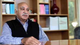 MJ Akbar is an eminent Indian journalist and author.