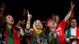Pakistan general elections result 2018