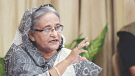 Prime Minister Sheikh Hasina opens the 3rd national council of Swechchhasebak League