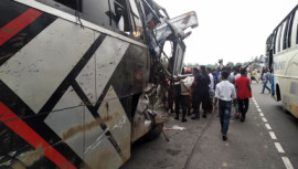 Road Accidents during Eid Holiday