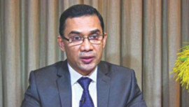 Tarique Rahman sends legal notice