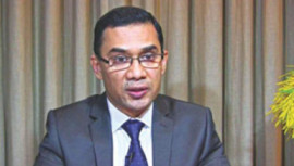 BNP acting chairman Tarique Rahman