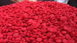 Yaba tablets seized in Cox's Bazar